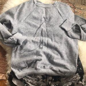 Vintage sweatshirt raglan 50/50